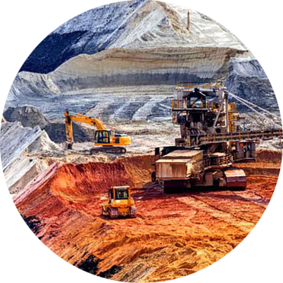 A Mining Operation